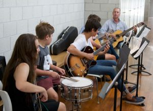 guitar ensemble - play guitar in a band - strumalicious